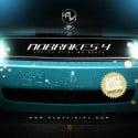 P.L. - No Brakes 4 mixtape cover art
