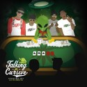 Via Marz - Talking In Cursive mixtape cover art