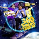 The Braxton Boyz - 360 Swag Surfin (Hosted By Future) mixtape cover art