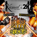 Kamal's 21 mixtape cover art