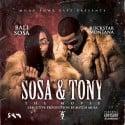 Bali Baby & Rockstar Marqo - Sosa & Tony mixtape cover art