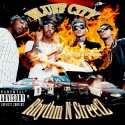 Bluff City - Rhythm N Streetz mixtape cover art