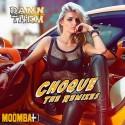 Damn Them - Choque (The Remixes) mixtape cover art