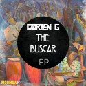 Darien G - The Buscar EP mixtape cover art