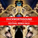 Duckworthsound - Festival Remix Pack mixtape cover art