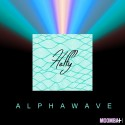 Heffy - Alphawave EP mixtape cover art