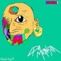 LFO Monsta - Blastic Pag EP mixtape cover art
