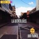 Rod Franco - La Quinta Bass EP mixtape cover art