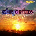 ZKYA & Antae - Zkyantae EP mixtape cover art