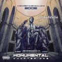 BDOE - Monumental (Chapter One) mixtape cover art
