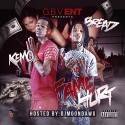 Bread & Kemo - Fame Hurt mixtape cover art