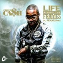 Corey Cash - Life Behind The Frames mixtape cover art