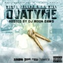 I.L Will & Mikey Dollaz - OvaTyme mixtape cover art