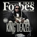 King Deazel - Hood Forbes mixtape cover art
