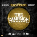King Deazel - The Campaign mixtape cover art