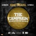 King Deazel - The Campaign mixtape cover art
