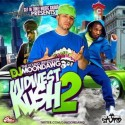 Midwest Kush 2 mixtape cover art