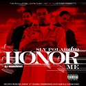 Sly Polaroid - Honor Me mixtape cover art