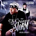 Twista - The Calm Before The Storm mixtape cover art
