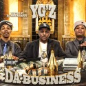 YG'z - Da Business mixtape cover art