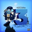PeeWee Longway - The Blue M&M 3 mixtape cover art