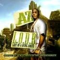 AZ - L.O.D.B. (Last Of A Dying Breed) mixtape cover art