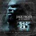 Jakk Frost & Vitamin D - Mekka N The Sole Brother mixtape cover art