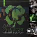 Absent & Lil Flip - Welcome 2 The Clover mixtape cover art