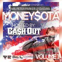 MoneySota (Hosted By Cash Out) mixtape cover art