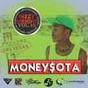 MoneySota 10 (Hosted By Dizzy Wright) mixtape cover art