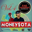 MoneySota 4 (Hosted By Rae Sremmurd) mixtape cover art