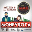 MoneySota 5 (Hosted By Stalley) mixtape cover art