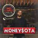 MoneySota 9 (Hosted By Vince Staples) mixtape cover art