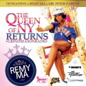 Remy Ma - The Queen Of NY Returns mixtape cover art