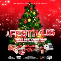 The Festivus mixtape cover art