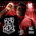 Chalie Boy - I'm Here (2 Disc) mixtape cover art