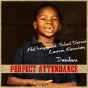 Damilare - Perfect Attendance mixtape cover art