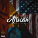Ephi - American African mixtape cover art