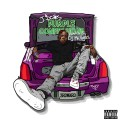 J. $cales - Purple Confessions mixtape cover art