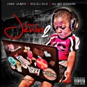 June James - Your A Jenius mixtape cover art