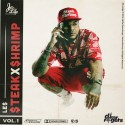 Le$ - Steak X Shrimp Vol. 1 mixtape cover art