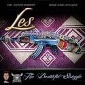 L.e.$. - The Beautiful Struggle mixtape cover art