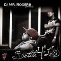 Les - Settle 4 Les mixtape cover art