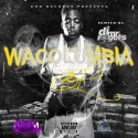QP - Wacolumbia  mixtape cover art