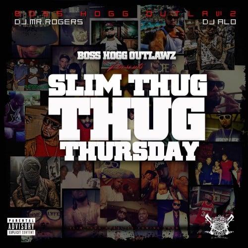 Slim Thug – Thug Thursday [Mixtape]