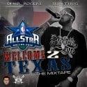 Slim Thug - Welcome 2 Texas (All Star 2010) mixtape cover art