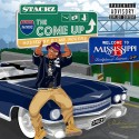 $tackz - The Come Up EP mixtape cover art