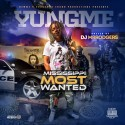 Yung ME - Mississippi's Most Wanted mixtape cover art