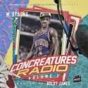Concreatures Radio (Hosted By Boldy James) mixtape cover art