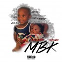 Austin Rogerz & Supa Mike - MBK mixtape cover art